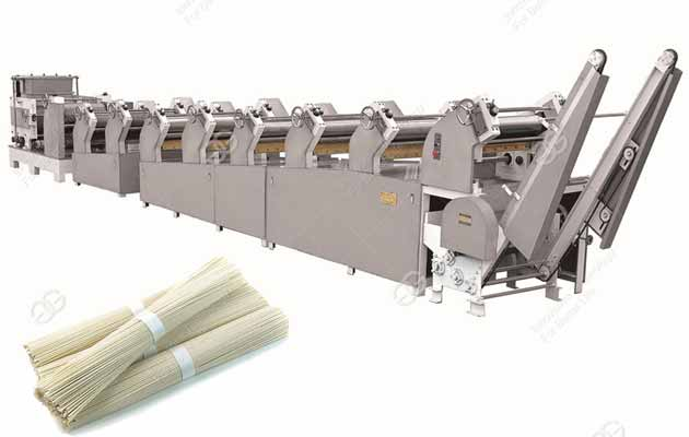 Hanging Stick Noodle Production Line Supplier