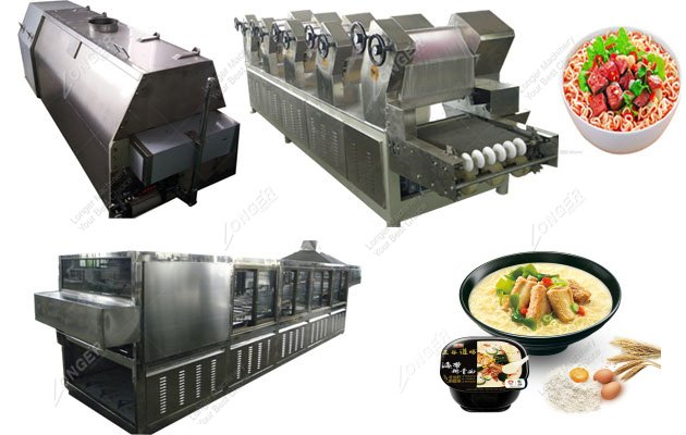Non Fried Ramen Noodle Processing Line