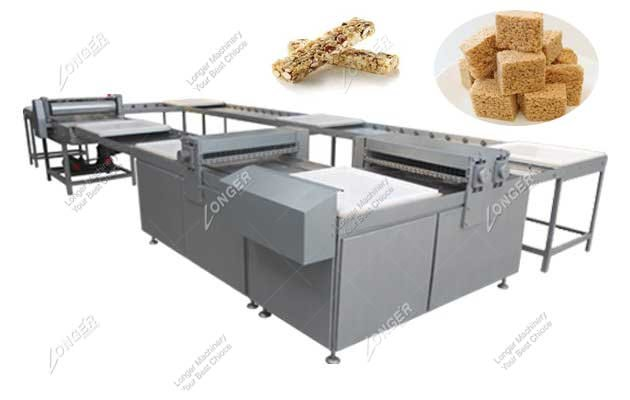 cereal bar Making machine |Rice
