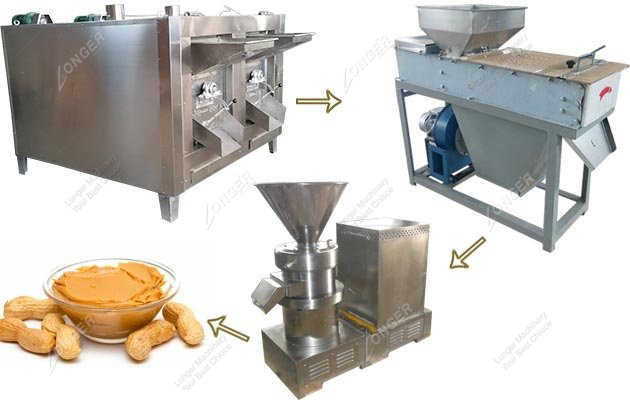 Electric Industrial Nut Grinder Machine For Commercial Use