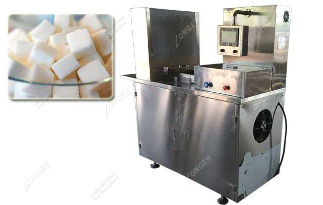 Multi-size Industrial Sugar Cube Making Machine
