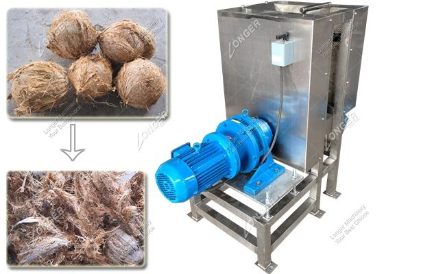 Dried Coconut Peeling Machine|Dry Coconut Peeler