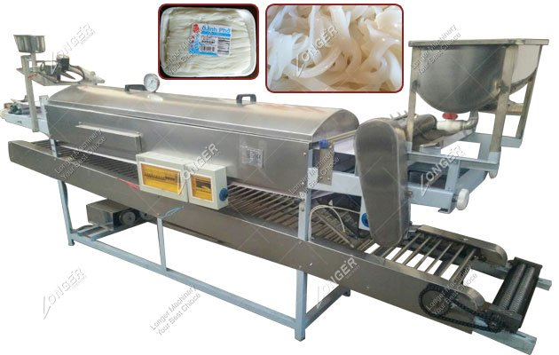 Flat Rice Noodles Making Machine Supplier In China