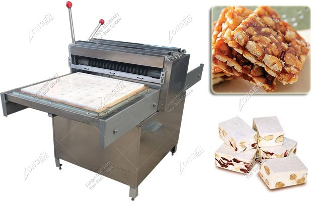 Automatic Nougat Cutting Machine