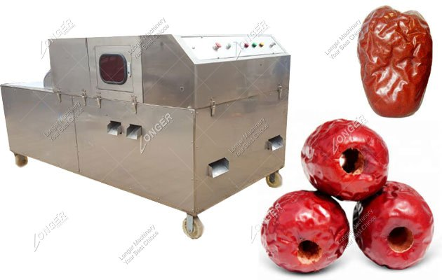 Automatic Medjool Palm Dates Pitting Machine Manufacturer