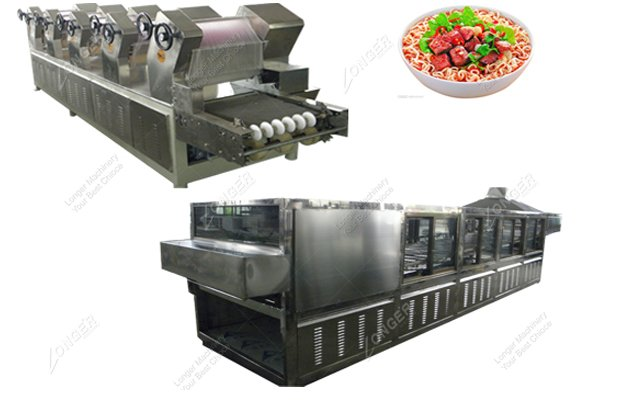 Cup Noodles Making Machine