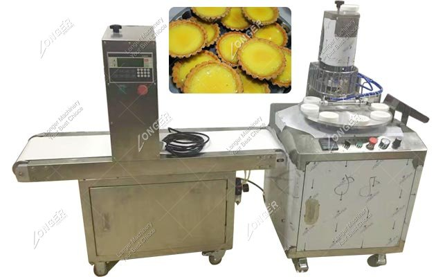 Automatic Egg Tart Shell Press Machine