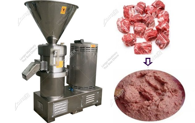 Industrial Beef Bone Grinder Crushing Machine For Sale